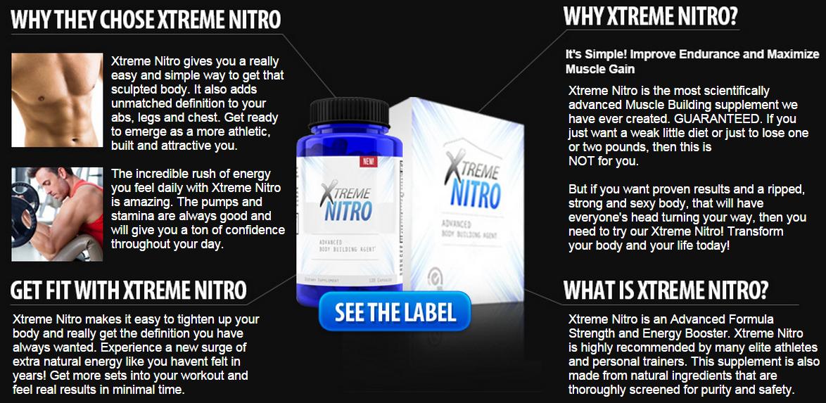 xtreme nitro buy now